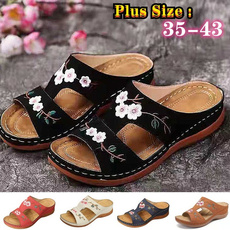 Summer, Flip Flops, Slippers, Loafers