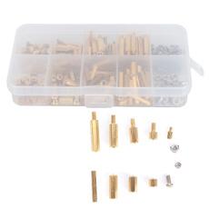 Brass, m4nut, industrialaccessory, gadget