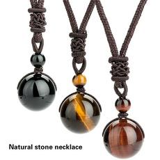 eye, Jewelry, tigereyestone, couple gift