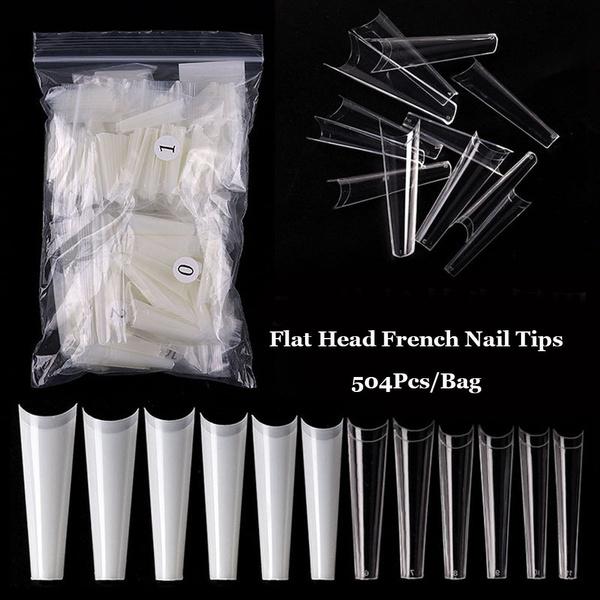 nailextensiontool, Head, nail tips, False Nails