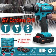 cordle, cordlessscrewdriver, Electric, Battery