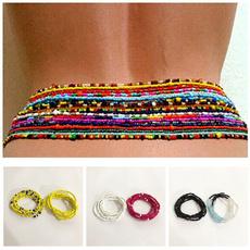 Belly Belts, elastic waist, Elastic, Chain