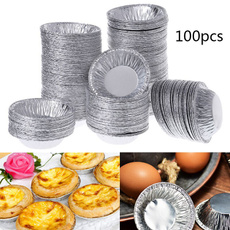 bakingmoldcookiemuffinegg, Baking, Aluminum, eggtart