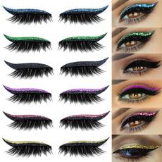 eye, eyelinereyelashessticker, Belleza, Eye Makeup