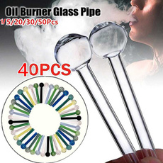 oilburner, glass pipe, clearjoint, smokingpipe