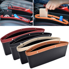 carseatslitpocket, case, carseatstoragebag, leather