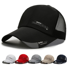 Summer, sports cap, Outdoor, Trucker Hats