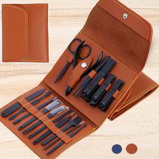 clipper, case, Set, Manicure Set