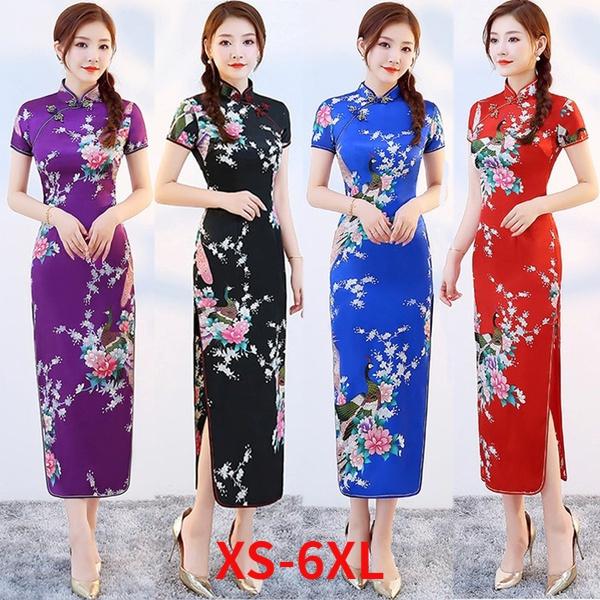 Fashion, Chinese, cheongsam, Vintage