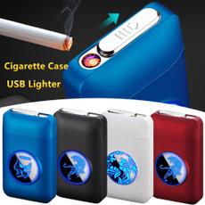 case, Box, Cigarettes, Electric