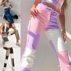 Waist, broekendame, Fashion, streetfashionjean