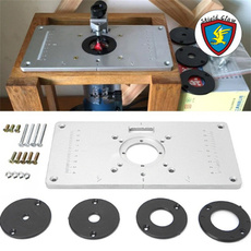 Aluminum, insertplate, chipboard, Tool Set