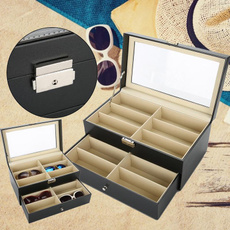case, Box, Fashion, eyeglassstorage