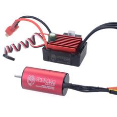 Battery, Cars, Waterproof, waterproof20403200kvbrushlessmotor