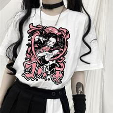 Summer, Fashion, Loose, Demon