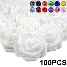 artificialflowerforwedding, decoration, Head, realtouchflower