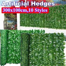 decoration, fencedecoration, Outdoor, artificialplant