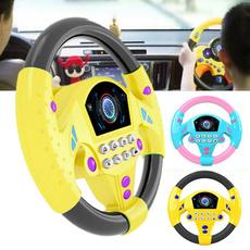 childrencargame, steeringwheeltoy, Toy, kidsdrivelearning
