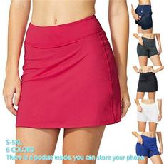 running skirt, Plus Size, Golf, fitnessskirt