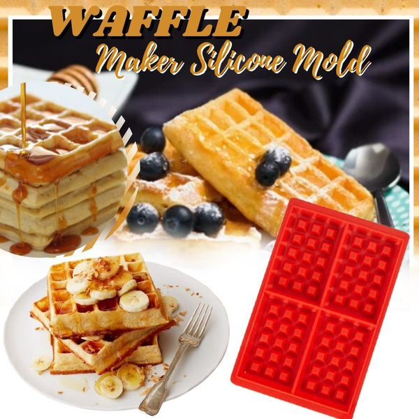 Heart, wafflemakersmould, Mini, Silicone