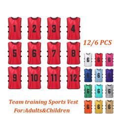 Soccer, Vest, Ball, teamsport