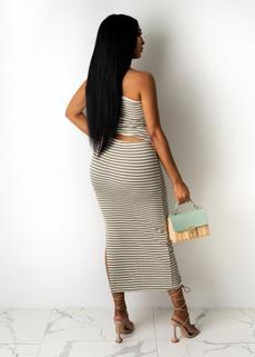 Elastic, Sleeve, holidaydres, Dress