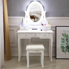 wooddesk, dressingtable, makeupdesk, Beauty