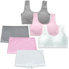 Underwear, girl bra, Vest, Women's Fashion