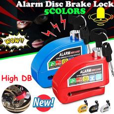 motorcyclelock, antilostlock, disclockalarm, bicyclelock