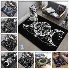 moonsun, Halloween Decorations, Rugs & Carpets, Home Decor