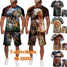 Shorts, Ethnic Style, unisex, nativeamericanindian