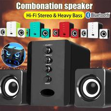 soundboxforlaptop, speakersbluetooth, Bass, Home & Living