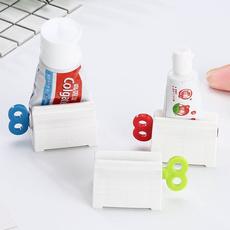 Bathroom Accessories, multifunctiontoothpastesqueezer, Clip, Toothpaste