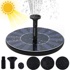 pool, Mini, waterfountainsolar, Outdoor