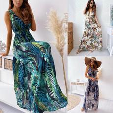 Swing dress, Fashion, Summer, chiffon dress