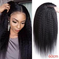 wig, Black wig, Lace, yakihair