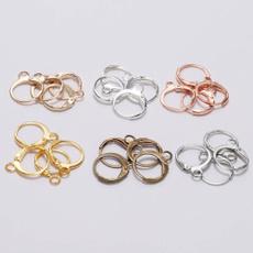 Jewelry, gold, Hooks, Rose