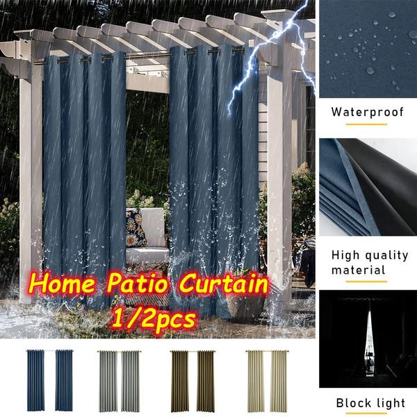 curtainsforgarden, lights, Garden, Waterproof