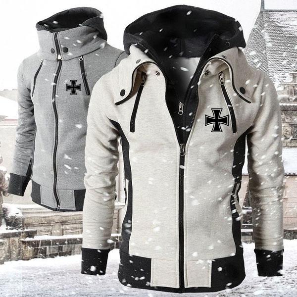 Casual Jackets, Fleece, Fashion, Fleece Hoodie
