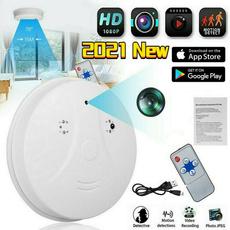 motiondetection, Spy, Remote, remotecontrolsmokedetectorhiddencamera