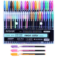 colorpen, highlighter, painting, 48colorspen