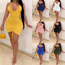 Mini, nightclub dress, slim, sexy cocktail dresses
