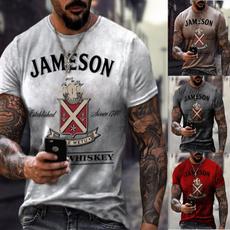 Printed T Shirts, Graphic T-Shirt, sporttshirt, Necks