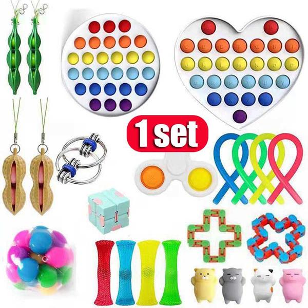 Toy, Gifts, fidgettoy, stressrelief