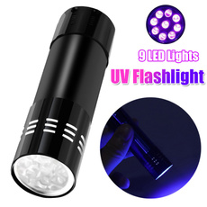 torchlight, manicure tool, uvflashlight, led