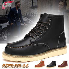 Fashion, businessboot, leather, Boots