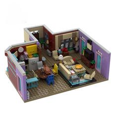 building, apartment, central, TV