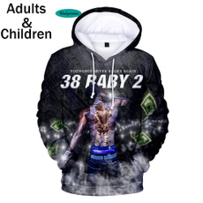 Fashion, rapper, young, Pullovers