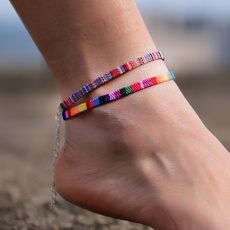 charmanklet, ankletsforwomen, Jewelry, Summer