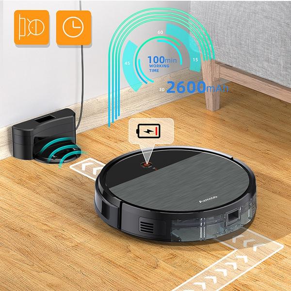 smartsweeper, Cleaner, cleaningmachine, Vacuum